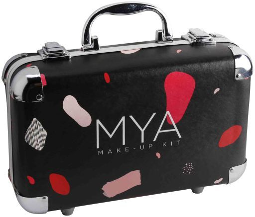 Mya Cosmetics Leather Makeup Kit