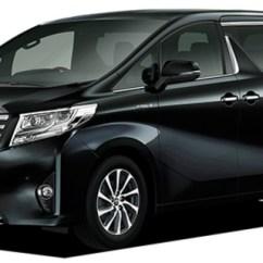 All New Alphard Hybrid Grill Chrome Grand Avanza Toyota Executive Lounge 2015
