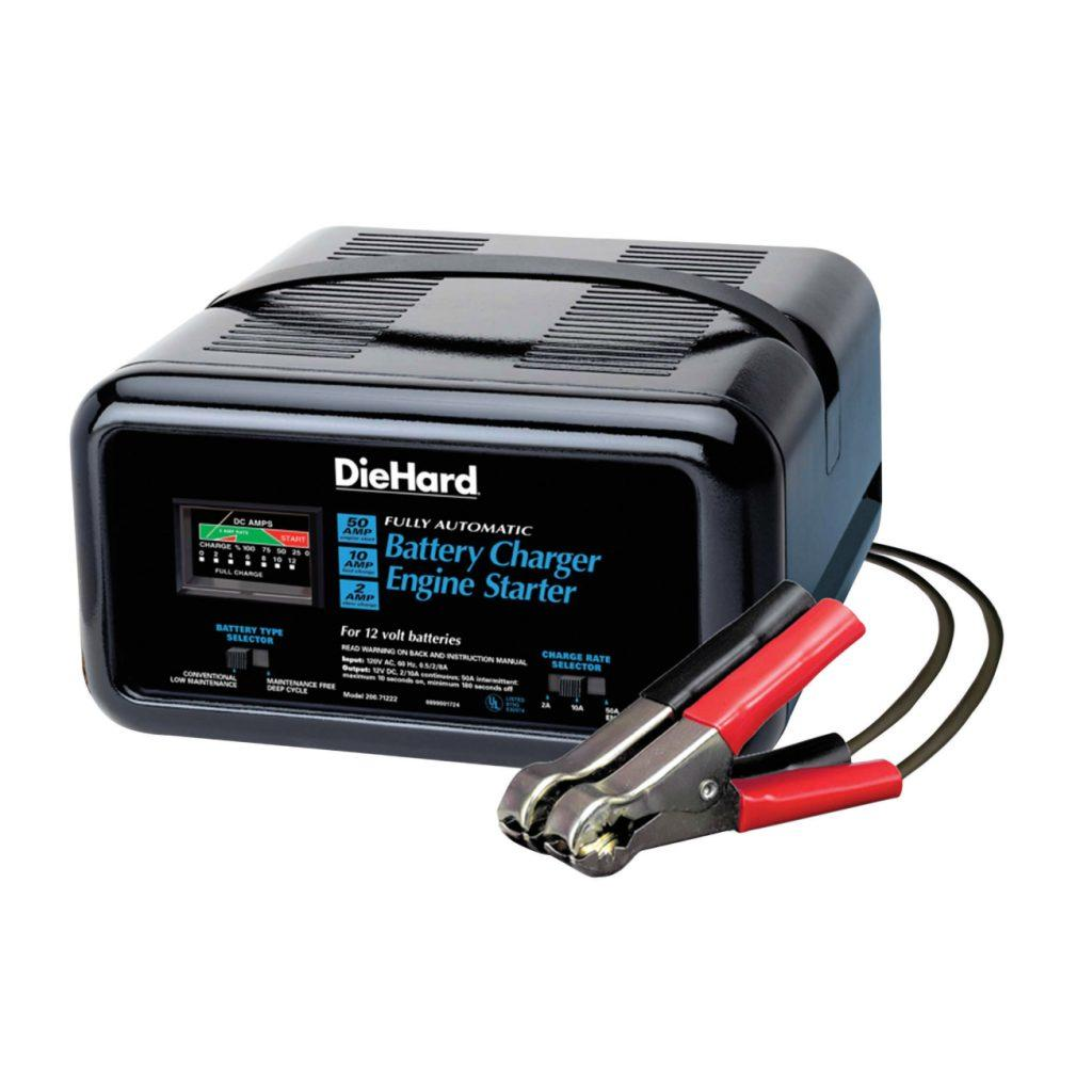 hight resolution of automatic battery charger