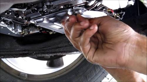 small resolution of transmission filter is easily to get dirty