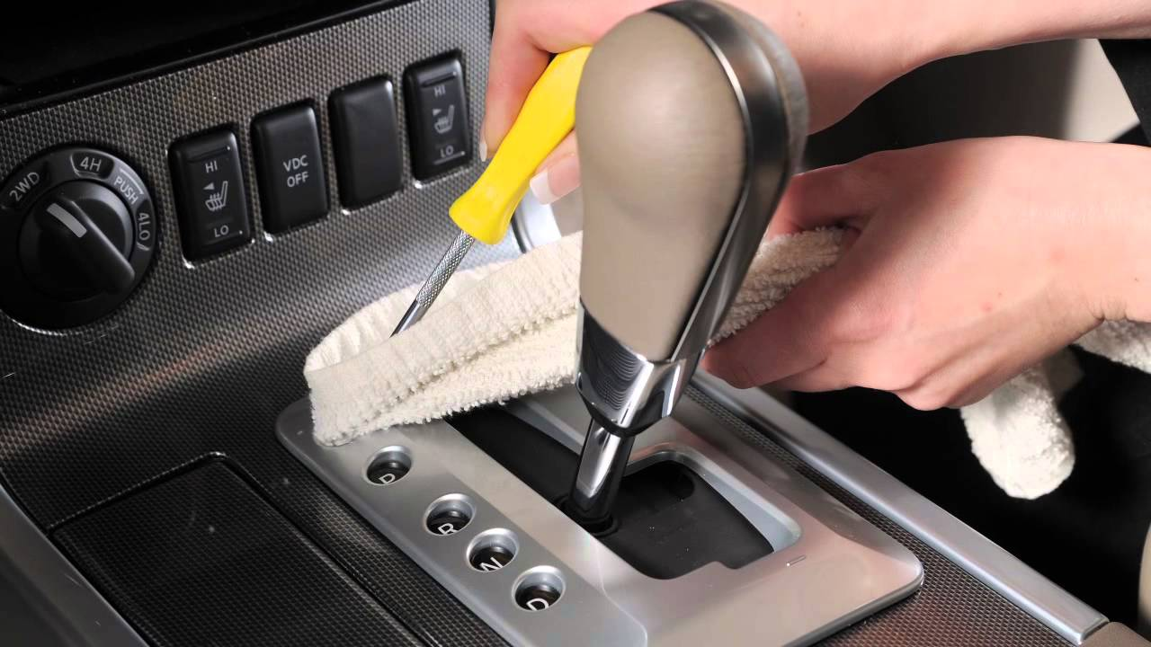 hight resolution of gear shift lock