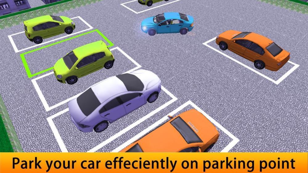medium resolution of how to park a car