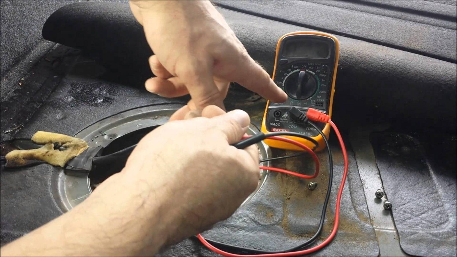 hight resolution of how to check fuel pressure