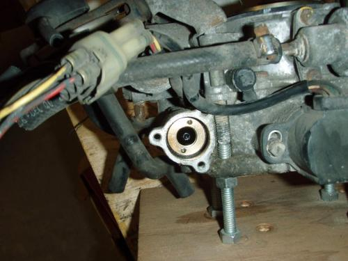 small resolution of issue with the actuator will result in car stalling at idling
