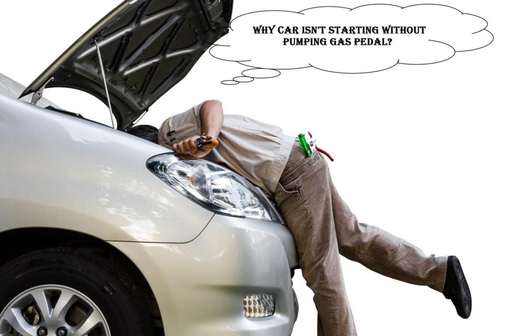 medium resolution of diagnose car won t start unless i give it gas problem