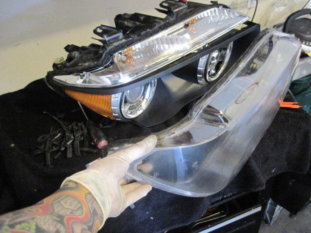 medium resolution of how to clean inside of headlights in the right way