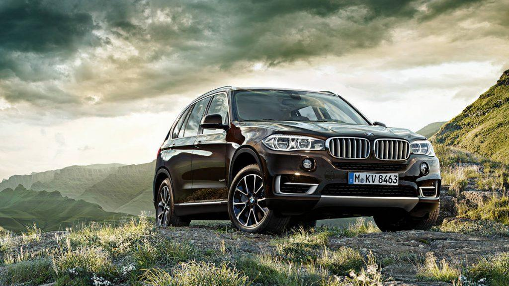 BMW's X5 is one of the best luxury utility vehicles in its class