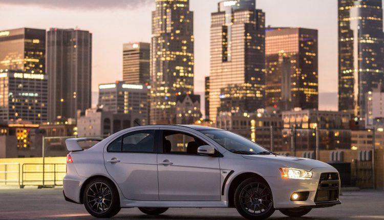 2015 Mitsubishi Lancer review