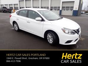 used nissan sentra for