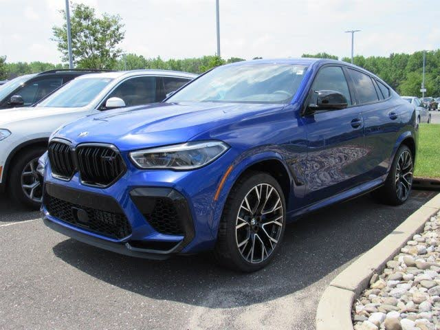Used 2020 BMW X6 M Competition Sports Activity Coupe AWD for Sale Right Now - CarGurus