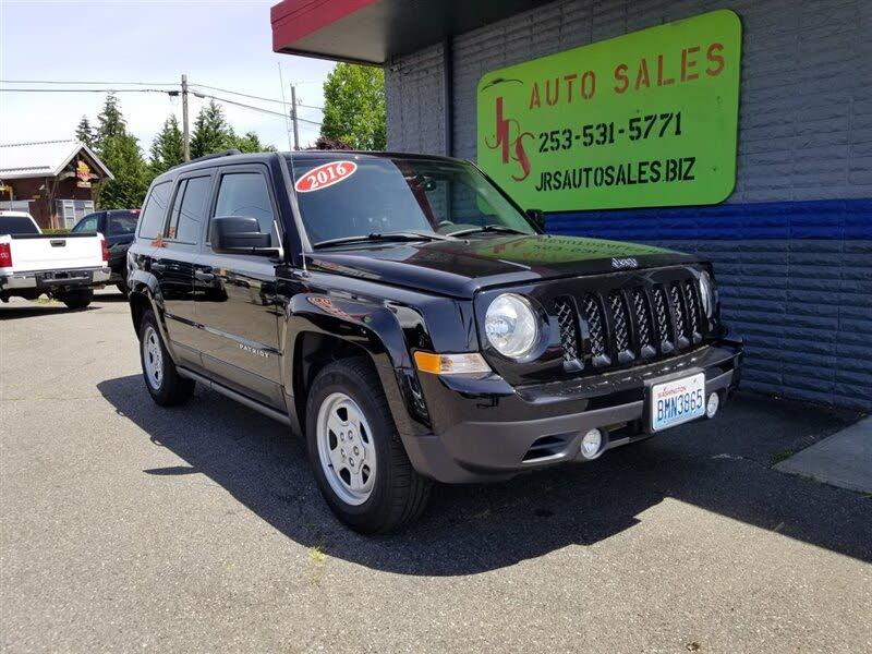 How does the jeep commander compare to the jeep patriot? Used Jeep Patriot For Sale Available Now Near Tacoma Wa Cargurus