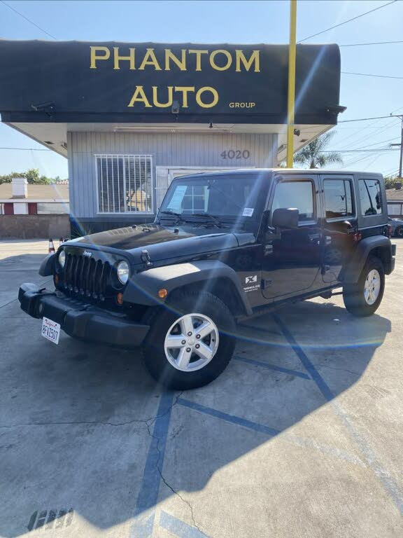 Salvage Jeep Wrangler Unlimited For Sale : salvage, wrangler, unlimited, Wrangler, Unlimited, Angeles,, CarGurus