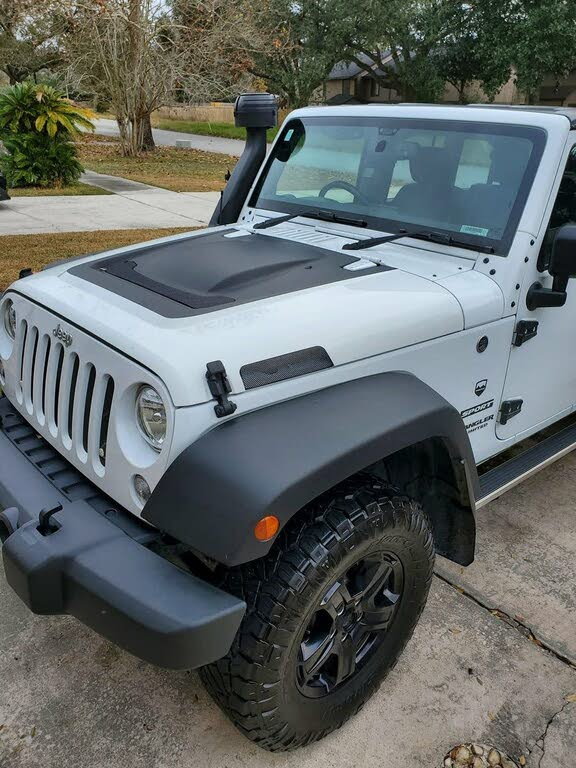 Salvage Jeep Wrangler Unlimited For Sale : salvage, wrangler, unlimited, Wrangler, Unlimited, Saint, Augustine,, CarGurus