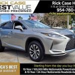 Used 2020 Lexus Rx 350 Fwd For Sale Right Now Cargurus