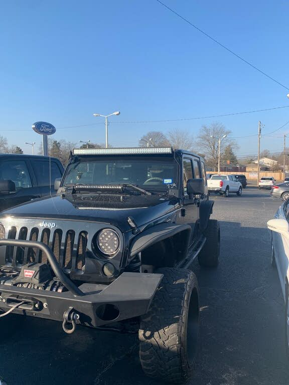 Salvage Jeep Wrangler Unlimited For Sale : salvage, wrangler, unlimited, Wrangler, Unlimited, Right, CarGurus