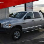 Used 2008 Dodge Ram 2500 For Sale Right Now Cargurus