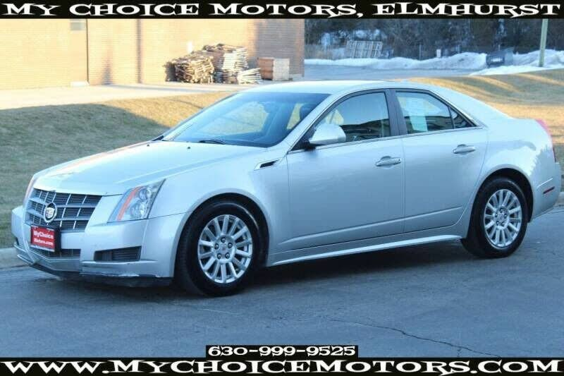 used 2011 cadillac cts 3 0l luxury awd