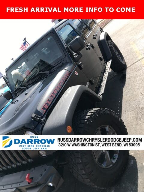 Salvage Jeep Wrangler Unlimited For Sale : salvage, wrangler, unlimited, Wrangler, Unlimited, Rubicon, Recon, Right, CarGurus