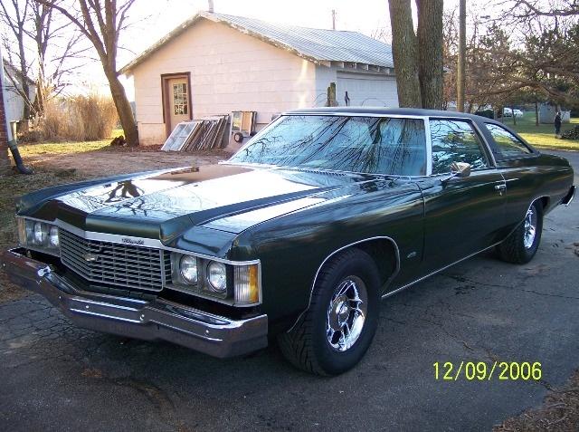 1974 Chevrolet Impala  User Reviews  Cargurus