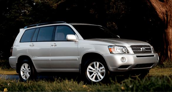 2007 Toyota Highlander Overview Cargurus