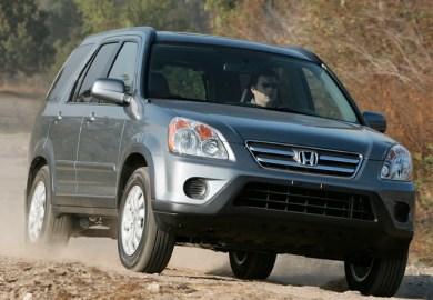 2006 Honda Crv Reviews