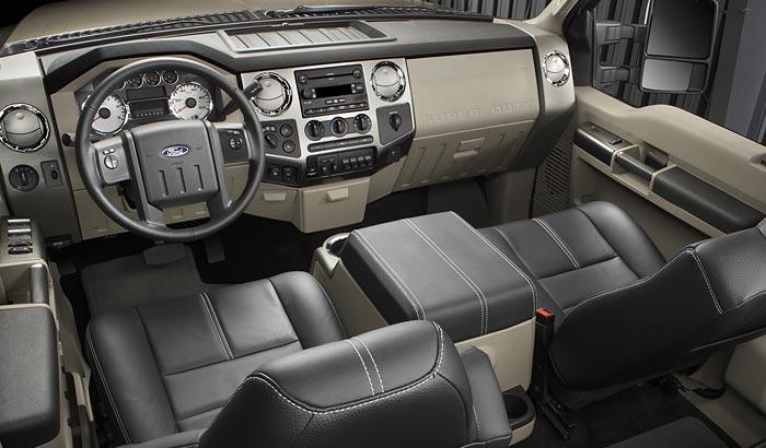 2007 Ford F250 Interior Parts