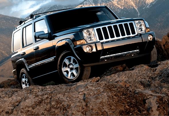 06 Jeep Commander Starter Diagram