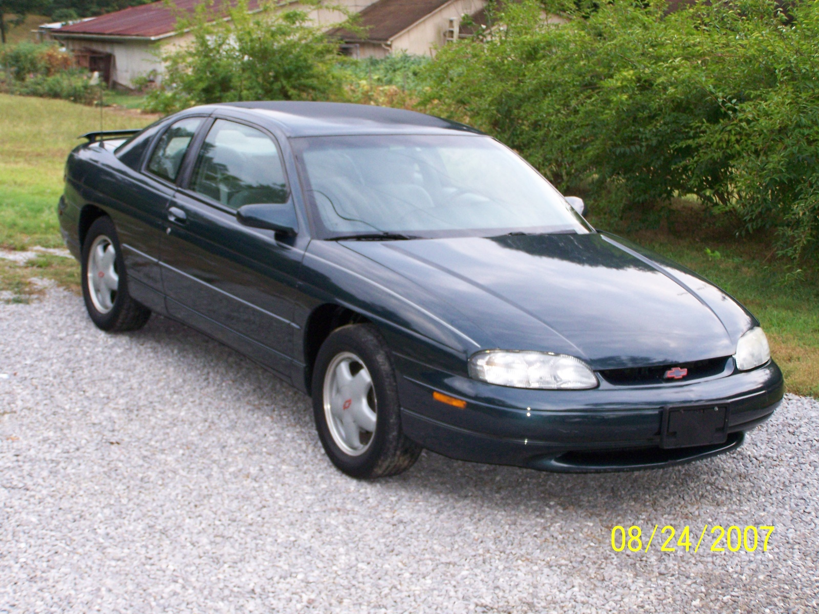 hight resolution of picture of 1995 chevrolet monte carlo 2 dr z34 coupe
