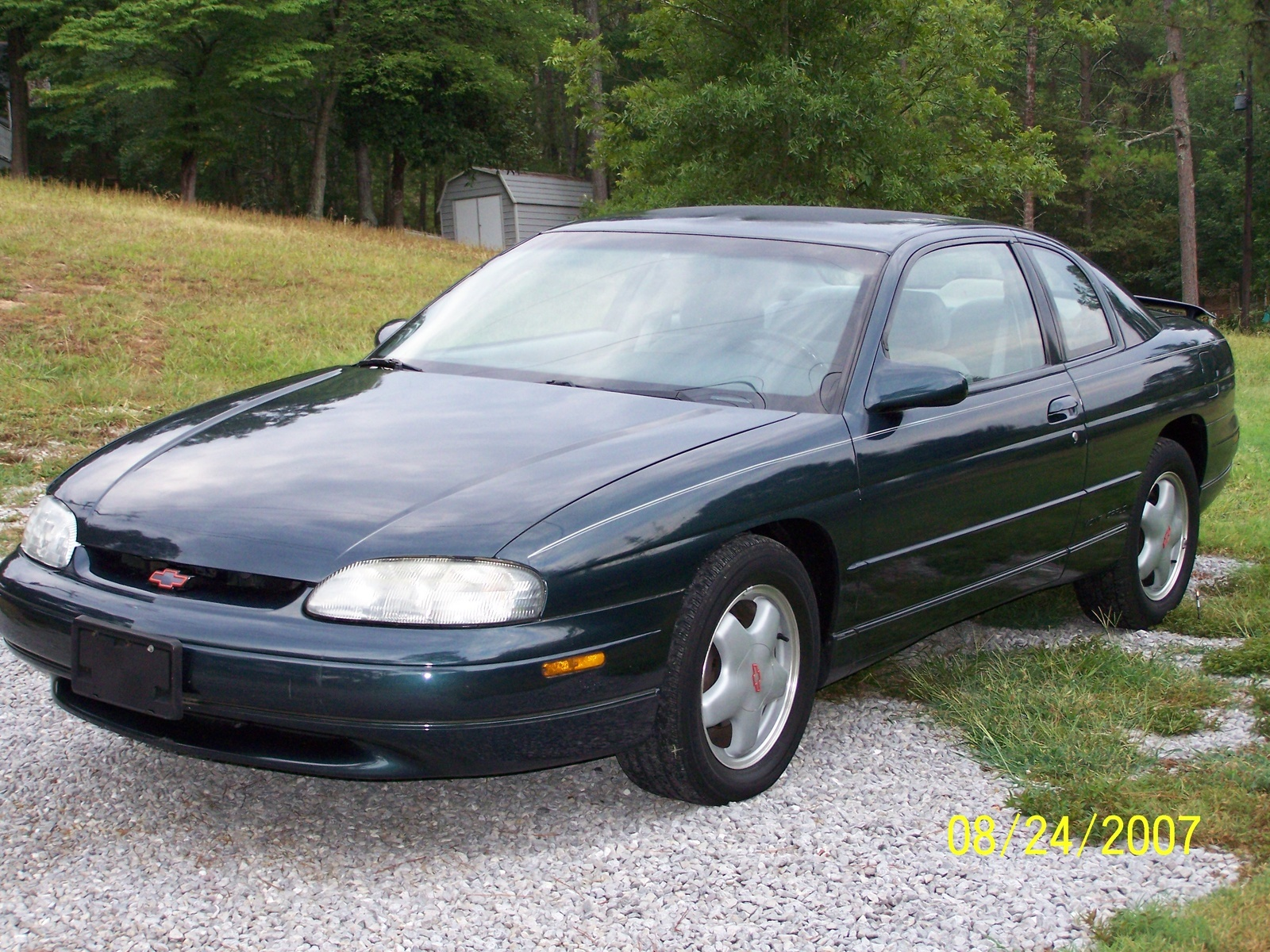 hight resolution of 95 chevy monte carlo z34