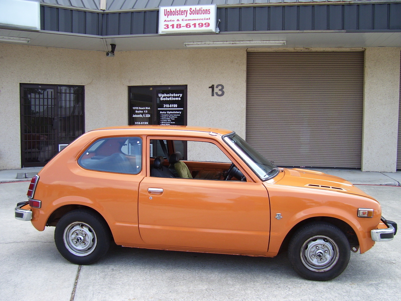 1974 Honda Civic  Overview  CarGurus