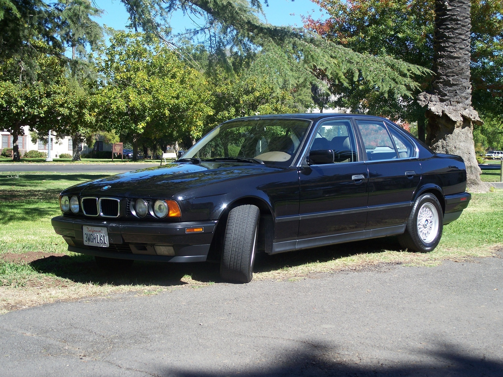hight resolution of 1994 bmw 5 series overview