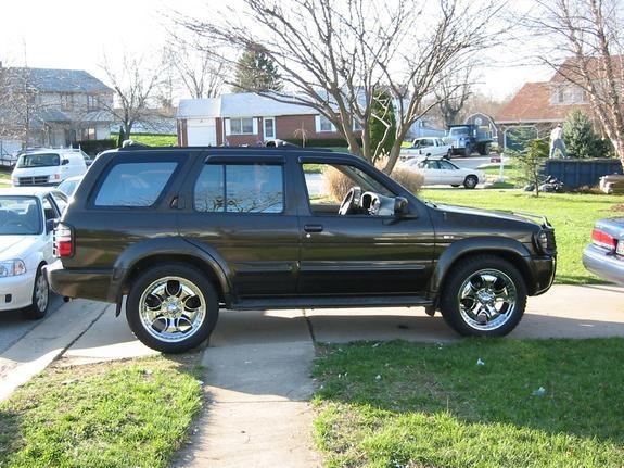 2002 pathfinder mpg
