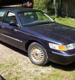 picture of 1999 mercury grand marquis 4 dr ls sedan exterior gallery worthy [ 1600 x 1065 Pixel ]