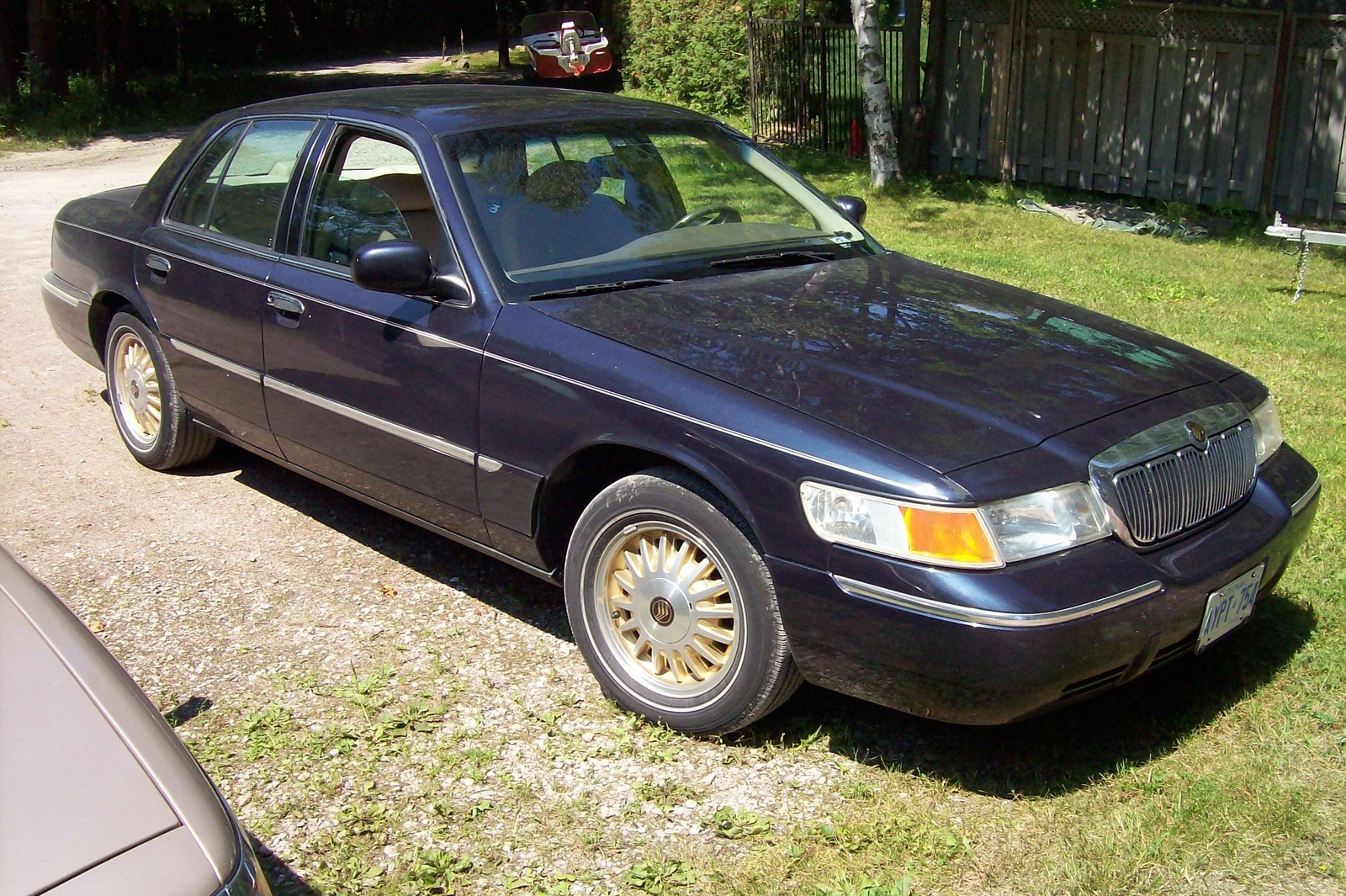 hight resolution of picture of 1999 mercury grand marquis 4 dr ls sedan exterior gallery worthy