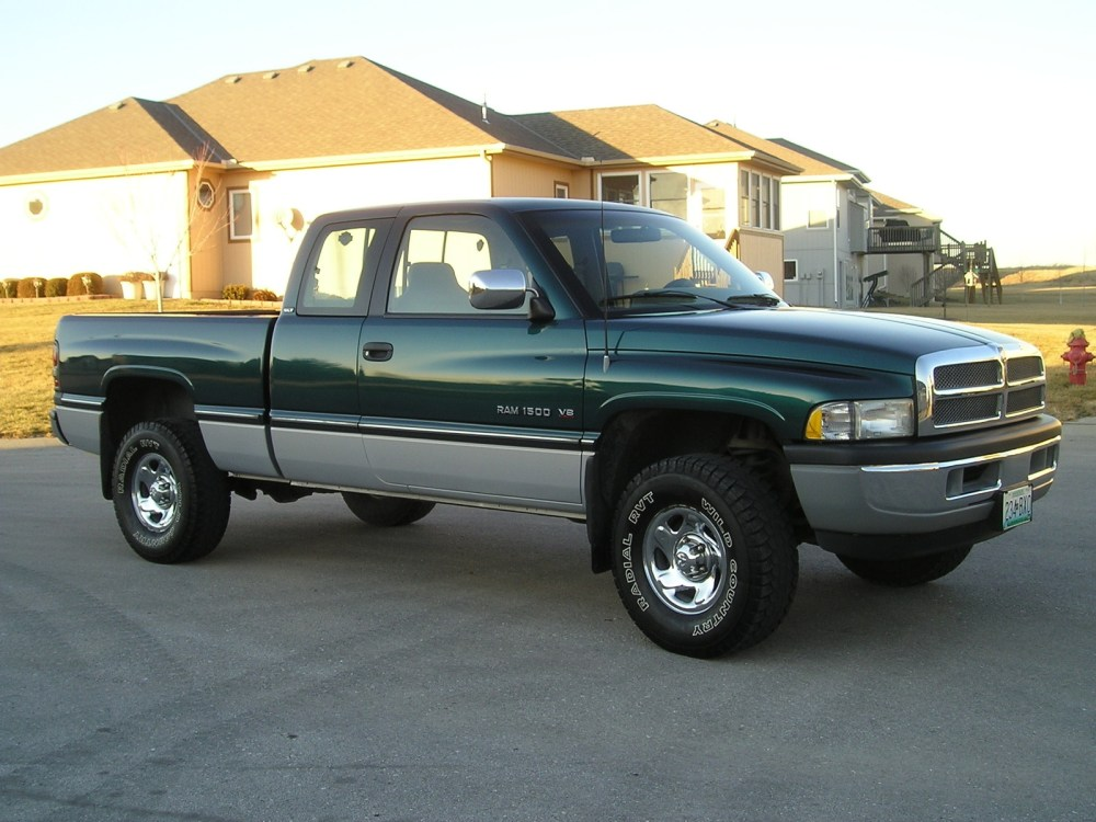 medium resolution of 1995 dodge ram 1500 overview