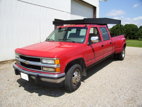 small resolution of 1995 chevrolet c k 3500 wiring diagram