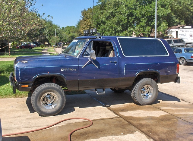 Dodge Ramcharger Questions 1980 Ramcharger 360 Electrical Outage
