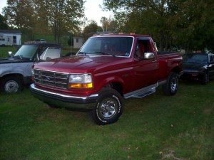1992 Ford F 150 Flareside