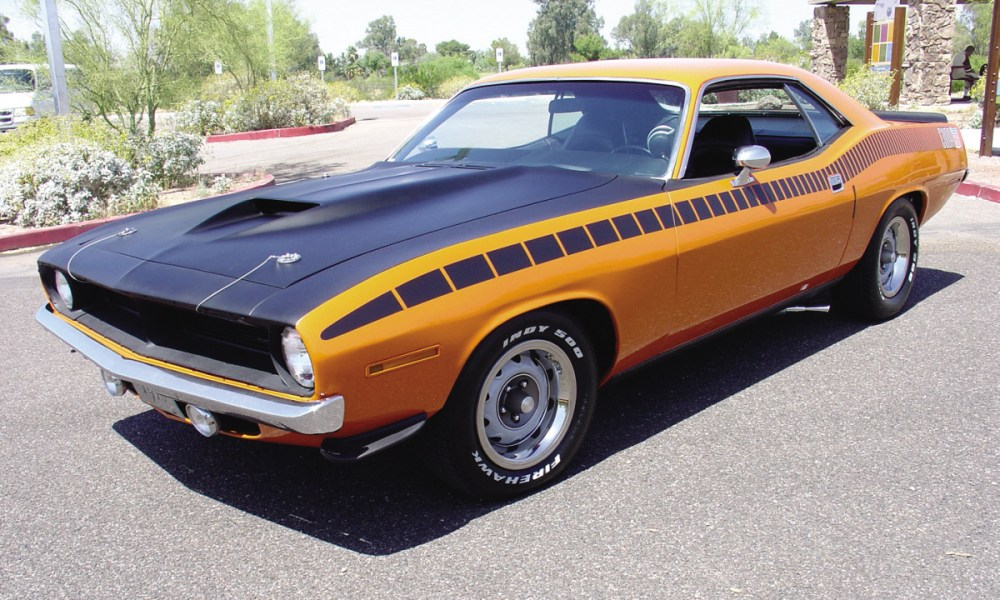 medium resolution of 1970 plymouth barracuda overview