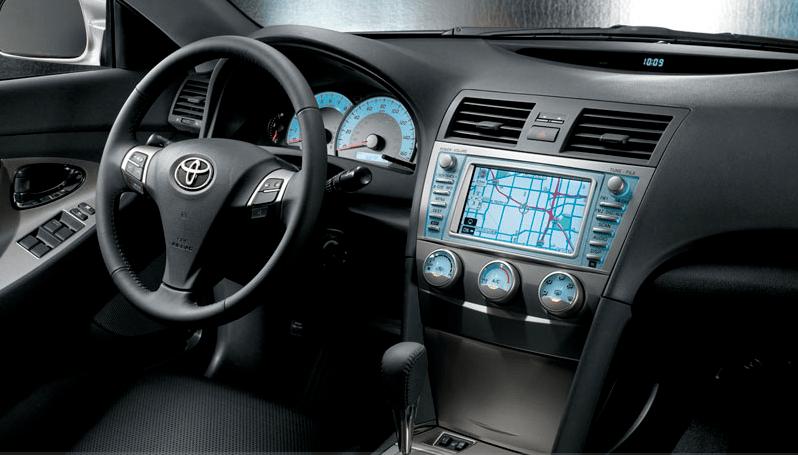 2009 Toyota Camry Interior Pictures Cargurus