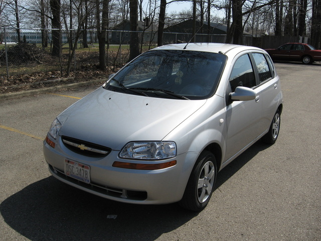 2006 Chevrolet Aveo  User Reviews  Cargurus