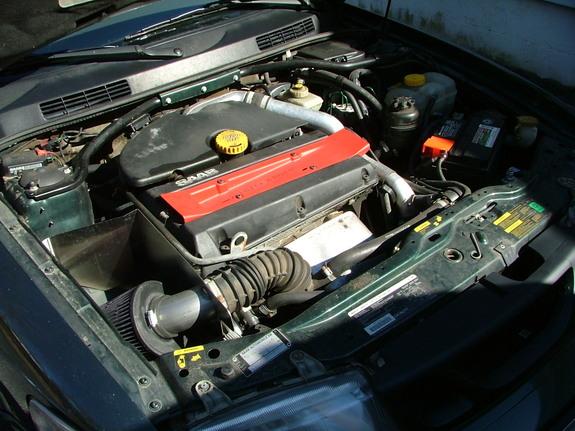 1999 Saab 9 3 Engine Diagram
