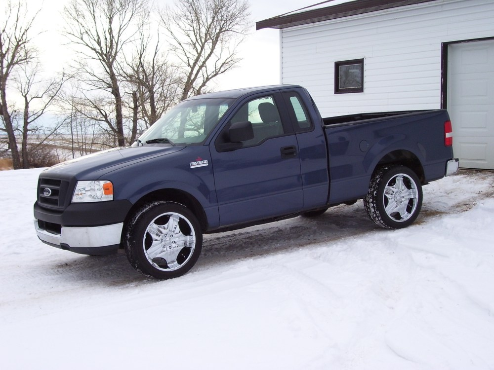medium resolution of 2005 ford f 150 overview