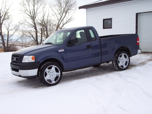 small resolution of 2005 ford f 150 overview