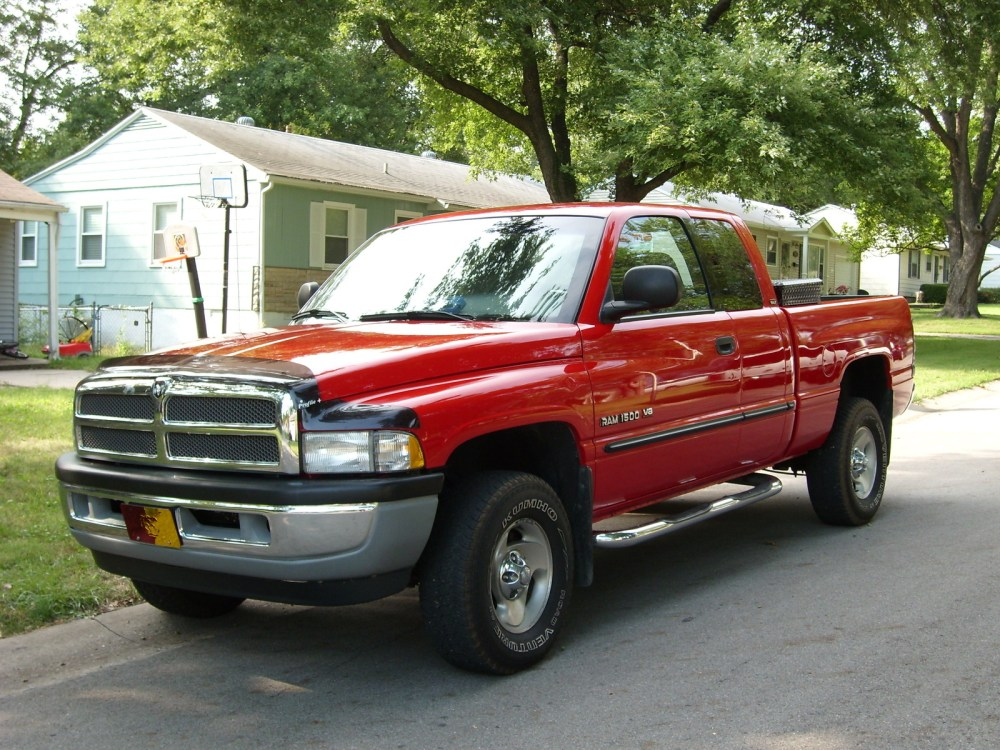 medium resolution of 2001 dodge ram 1500 overview