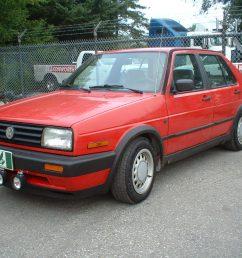 picture of 1992 volkswagen jetta gl exterior [ 1280 x 960 Pixel ]
