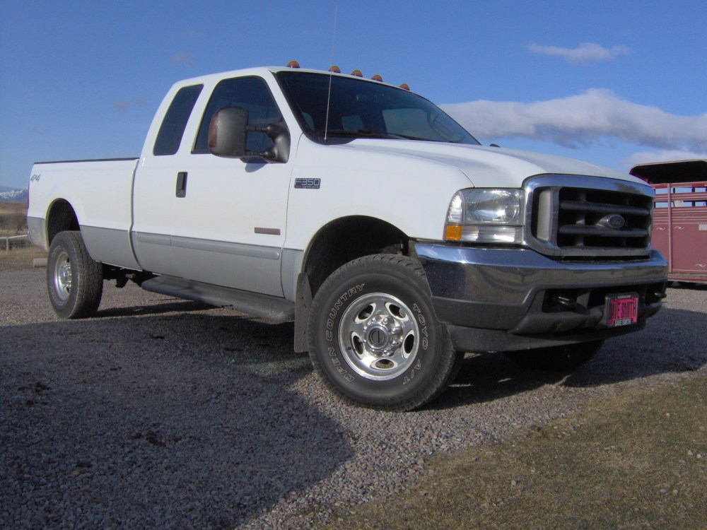 medium resolution of picture of 2004 ford f 350 super duty xlt crew cab lb 4wd exterior