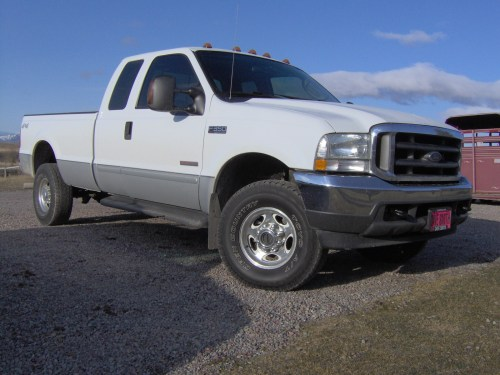 small resolution of picture of 2004 ford f 350 super duty xlt crew cab lb 4wd exterior