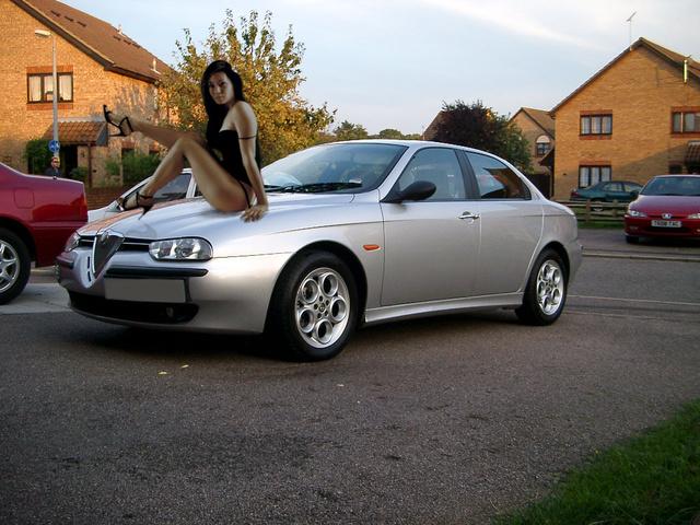1999 Alfa Romeo 156  Pictures Cargurus
