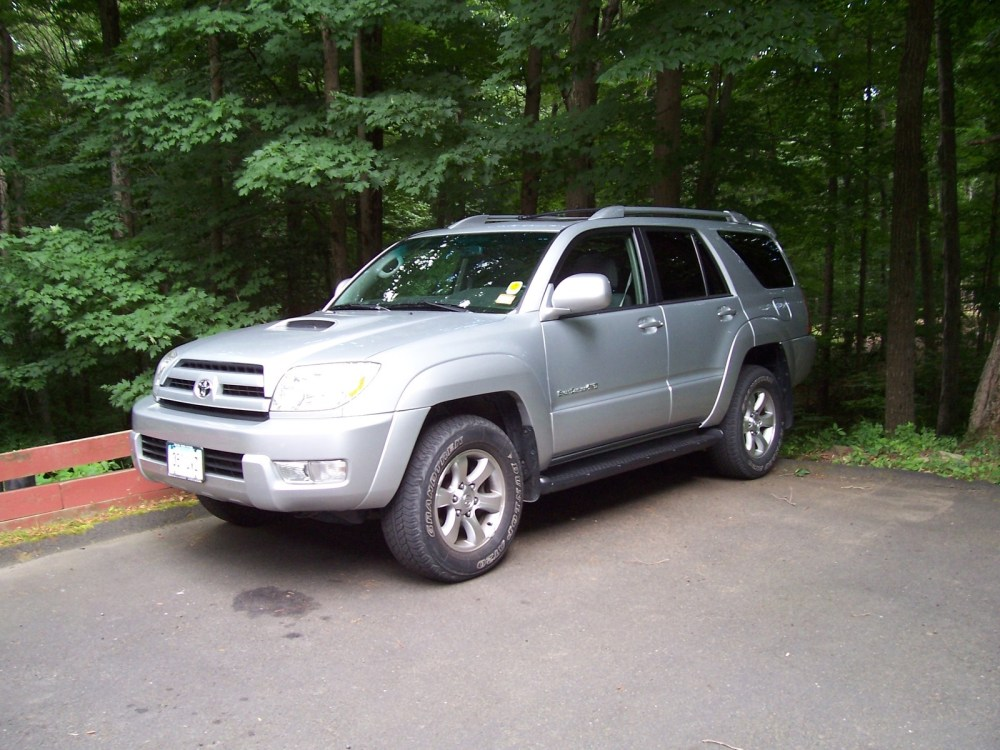 medium resolution of picture of 2003 toyota 4runner sport edition 4wd exterior gallery worthy